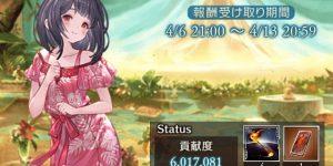 【グラブル】シナリオイベント「十二神将会議」終了!